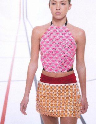 Ćerka manekenke Kate Moss krenula je majčinim koracima i otvorila Miu Miu reviju