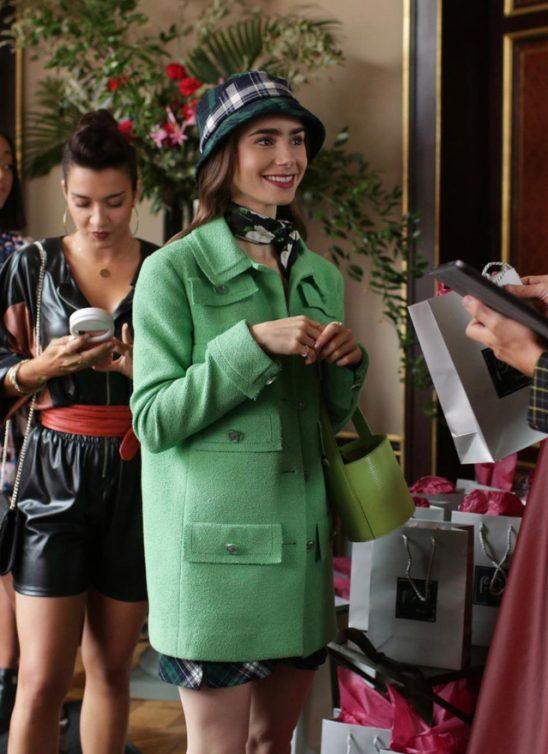 """Sve modne reference u hit seriji """"Emily in Paris"""""""