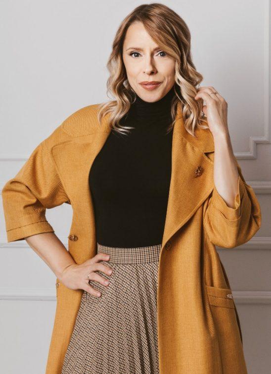 """Glumica Marina Vodeničar: """"Uvek zavolim lik koji tumačim"""""""