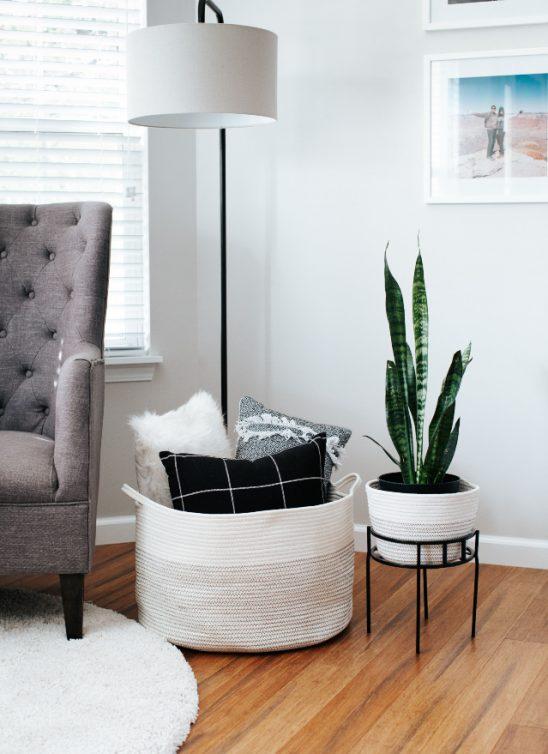 6 predmeta kojima ćete istovremeno organizovati i ukrasiti prostor