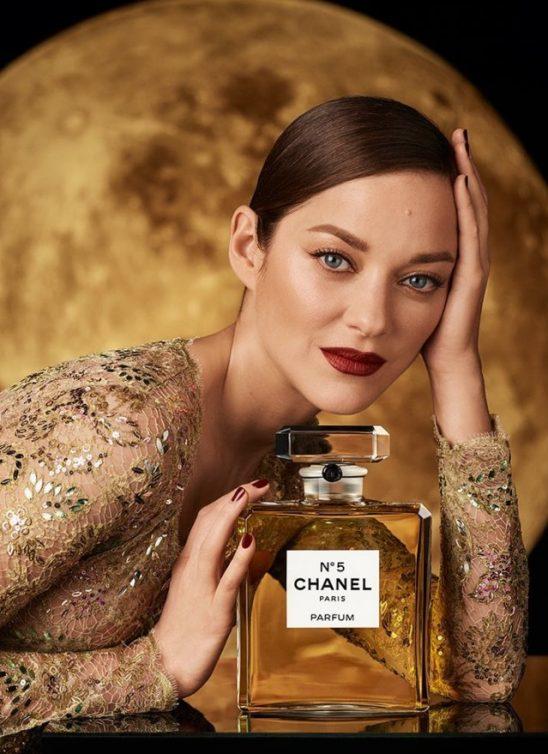 Najčuveniji ženski parfem Chanel No. 5 predstavlja novu kampanju sa glumicom Marion Cotillard