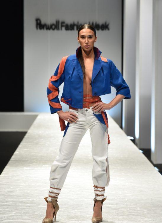 Moderna žena brine o sebi – Perwoll Fashion Week Digital