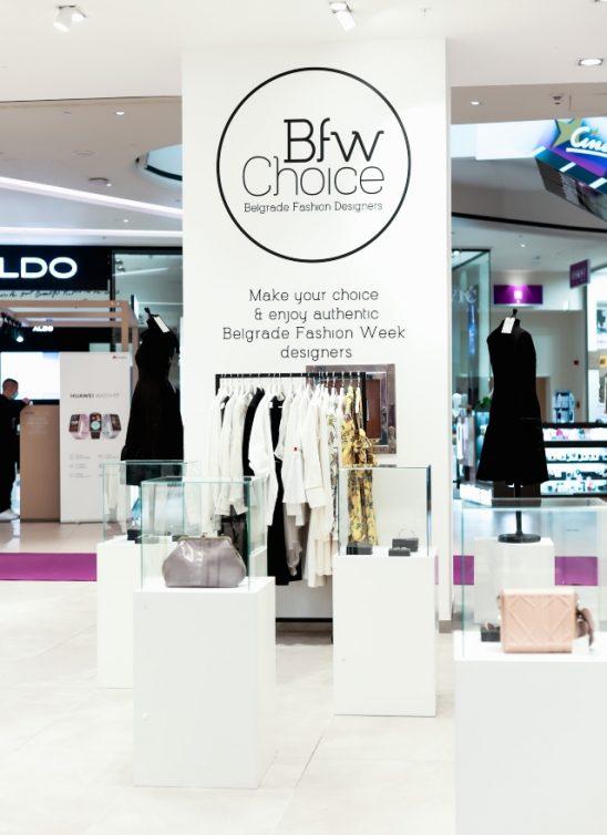 Otvoren BFW Choice Concept Store na novoj lokaciji