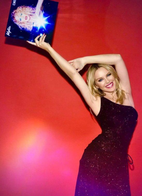 "Pop legenda Kylie Minogue predstavlja nam novi album ""DISCO"""