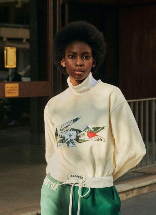 Nova Lacoste kolekcija podržava održive principe u modi