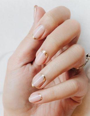 Ideje za trendy minimalistički manikir