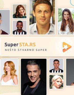 Super ekipa zvezda koja ti nikad nije bila bliža