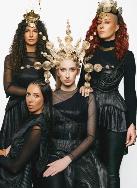 """Kvartet Luča: """"Svaka pesma je posebna i donosi novu emociju, ali i izazov"""""""