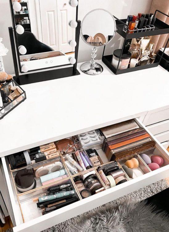 Organizujte svoju kolekciju šminke uz ove jednostavne savete