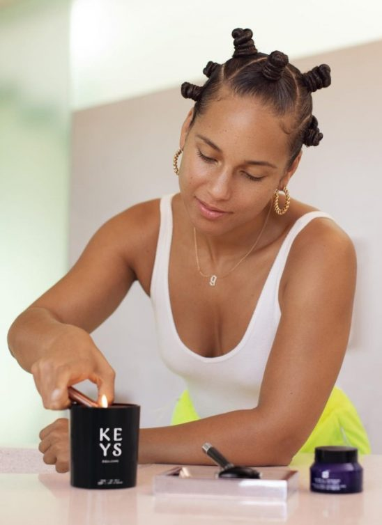 Alicia Keys nam predstavlja svoju skincare i soulcare liniju proizvoda