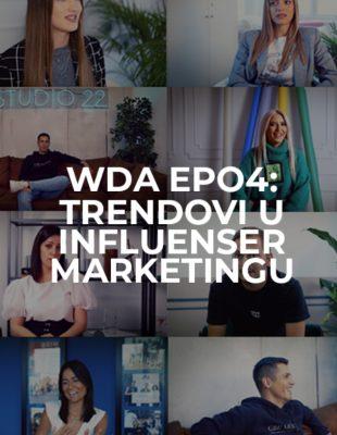 Trendovi u influenser marketingu (WDA 2020 film epizoda 04)