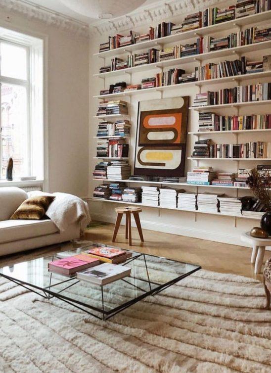 5 ideja za dekoraciju praznog zida