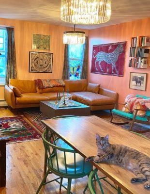 Ideje za uređenje stana inspirisane dizajnerkom Miom Vesper