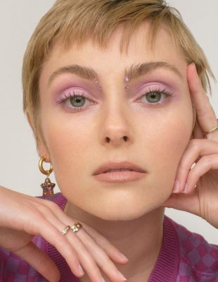 Makeup trend kojim smo opsednute – ljubičaste i lila senke