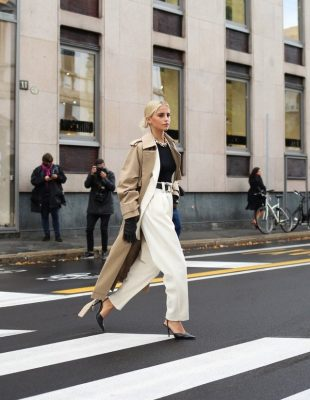 #styleinspo: Kako da nosite belo ove zime
