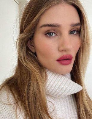 #makeupinspo: Rosie Huntington-Whiteley