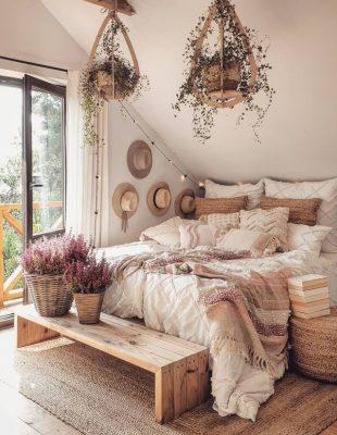 Evo kako možete da uredite prostor oko kreveta u spavaćoj sobi