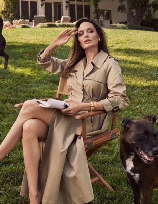 """6 stajlinga Angeline Jolie koji oslikavaju njen """"večni"""" stil"""