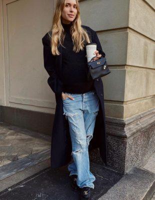 Boyfriend jeans je ponovo u modi – a evo 5 novih trendy načina za stilizovanje!