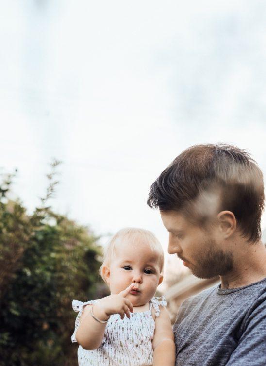 Zabavni načini da se tata poveže sa bebom