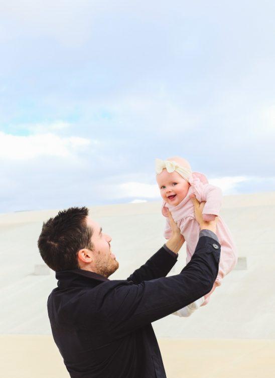 Tata i ćerka – posebna ljubav