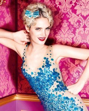 Leah De Wavrin za Blugirl proleće/leto 2011.