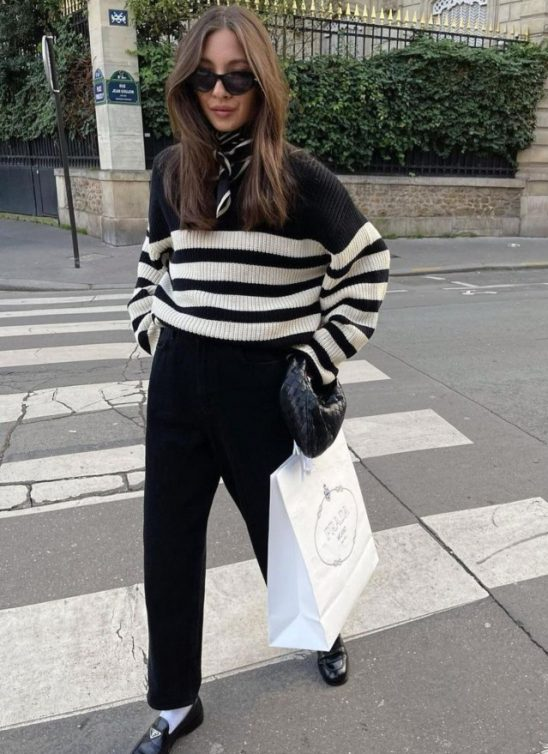 Šest novih načina da stilizujete svoje omiljene crne pantalone