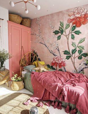 Roze boja u uređenju enterijera? Prolećni trend kaže da!