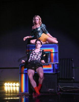 "Pomera se premijera plesne predstave ""Grand hotel"""