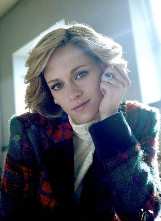 """Prve slike Kristen Stjuart u ulozi princeze Dajane u novom filmu """"Spenser"""""""
