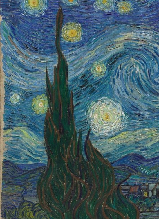 Kako i gde su nastale najpopularnije slike Van Goga