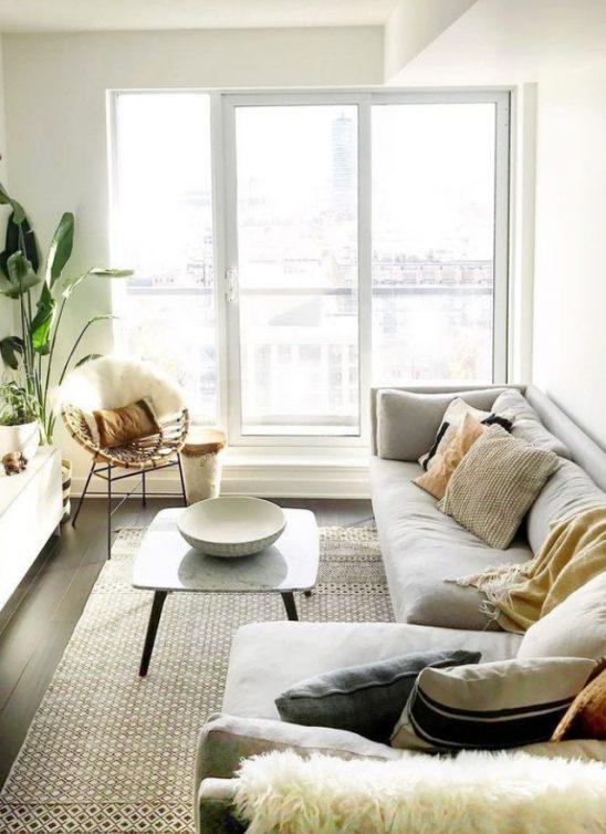 Jednostavni saveti za uređenje male dnevne sobe