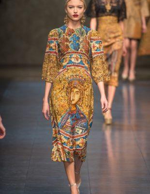 Dijalog umetnosti i mode u 7 slika