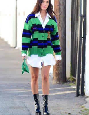 Ovo su naši omiljeni street style outfiti lepotice Megan Fox
