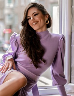 Glumica Olja Lević: Posao na mene deluje rasterećujuće i katarzično