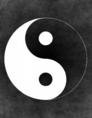 Filozofija Jin i Jang: Bez crne bela ne bi vredela