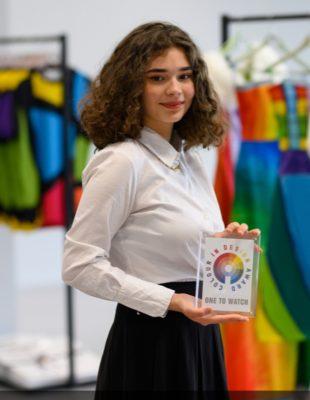 Tara Katarina, modni dizajner od 14 godina: Malo-veliko čudo u Galeriji Belgrade