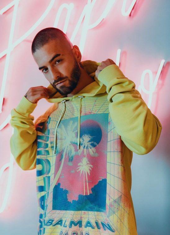 Balmain x Maluma – muzika i moda isprepleteni u novoj kolekciji francuske modne kuće
