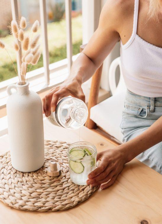 6 razloga da još danas počnete da pijete vodu sa krastavcem