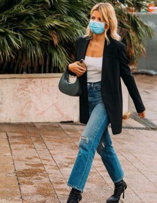 Nova IT prolećna kombinacija – džins i elegantni sako