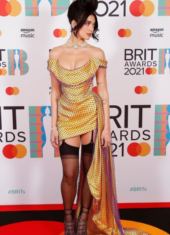 Brit Awards 2021: Pogledajte šta je ko obukao i šta je ko osvojio