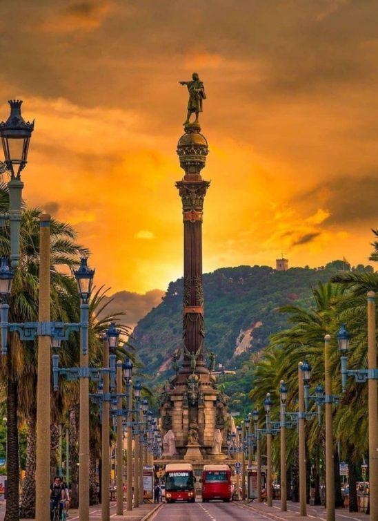Miris Mediterana i paelje ušuškan među palmama – vodič kroz Barselonu
