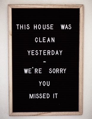 Savremeni vodič za čišćenje stana: Rasporedite obaveze na 6 dana i u nedelju odmarajte