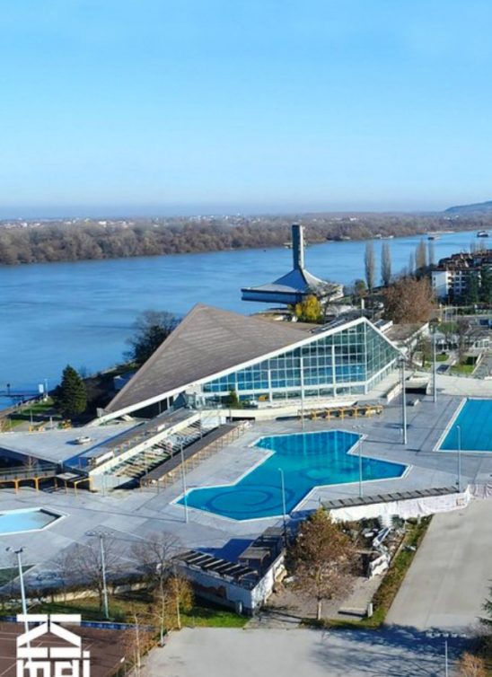 Otvorena letnja sezona na bazenima Sportskog centra 25. maj