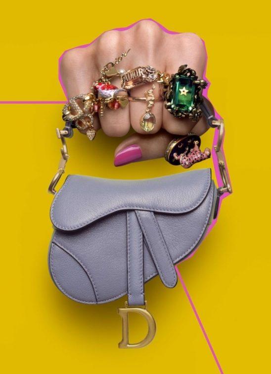 Dior u novoj kolekciji predstavio svoje mikro torbe, a mi već razmišljamo kako bismo ih kombinovali