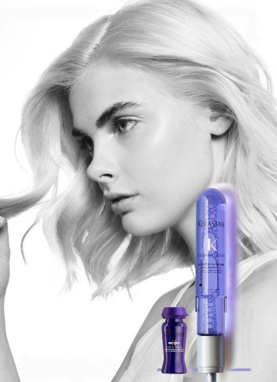 Transformišite vašu kosu za samo 5 minuta u najbližem Kérastase salonu uz personalizovan Fusio Dose ritual