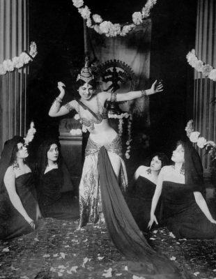Mata Hari: Ova špijunka je prva žena na svetu koja je izvela striptiz