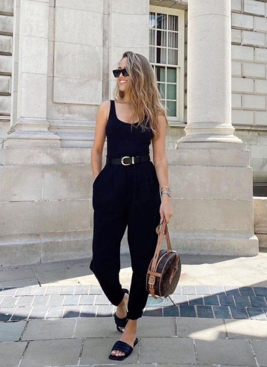 Crno, pa se ne vidi – kako da nosite crnu boju ovog leta