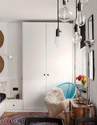 Ovo su ideje za uređenje malog stambenog prostora, koje predstavljaju spoj minimalizma i praktičnosti