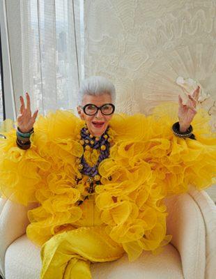 H&M najavljuje saradnju sa modnom ikonom Iris Apfel u čast 100 godina njenog života i inspiracije